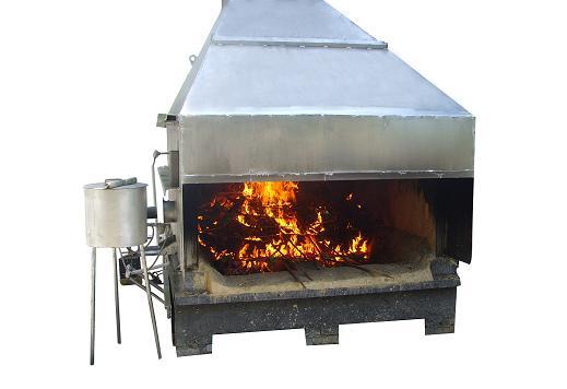 殡葬环保设备 随葬品焚烧炉