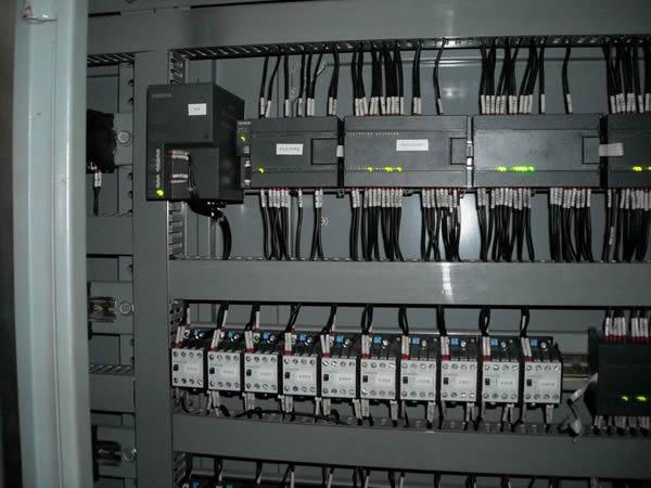 水处理PLC控制柜