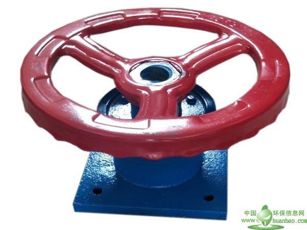 小型渠道专用0.5-3t手轮螺杆启闭机 手板启闭螺杆启闭机