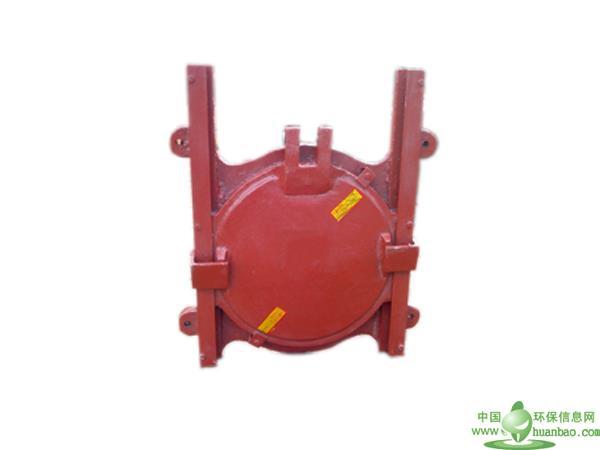 厂家定做 附壁式反向止水铸铁闸门/ 附壁式闸门/ 附壁式铸铁镶铜闸门