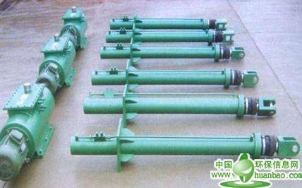 大型液压启闭机 水坝配套液压启闭机 现场测量
