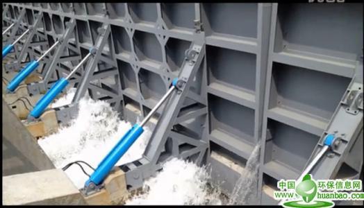 华英热销 液压控制升降闸门 液压闸门 液压钢制闸门 自动化高