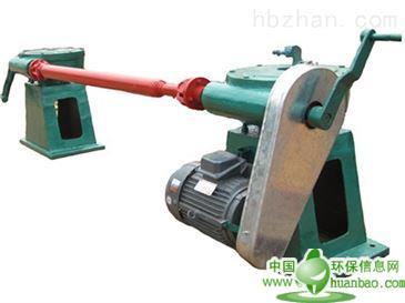 供应双吊点【手电两用】螺杆启闭机 QL-2*10T-SD型