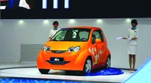 新能源汽车引领低碳环保城市生活