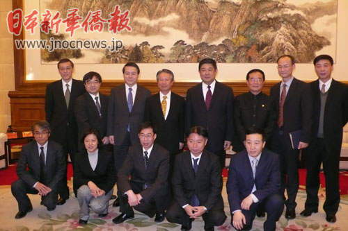 日本僑團牽線搭橋日企助力中國環保事業獲贊揚