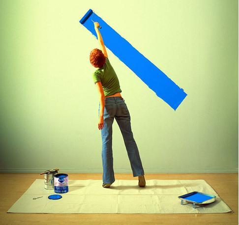 环保健康的油漆——来威漆
