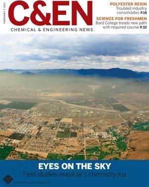 《化工新闻》:将目光对准天空