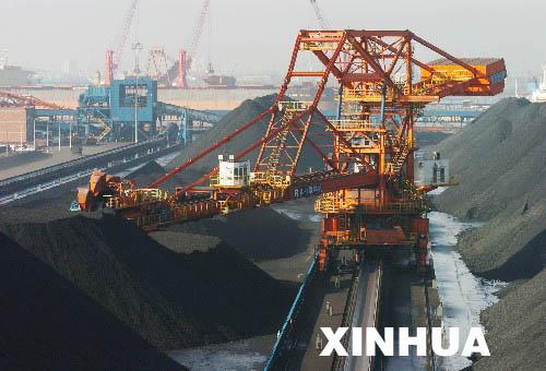 资料图片:煤炭等化石能源依然是我国用能来源的主体。