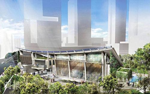 香港首建零碳建筑造价达2.4亿用剩能源回馈电网