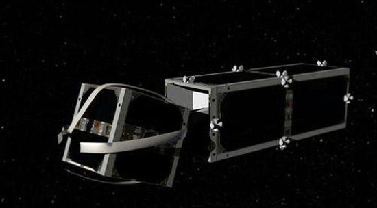 太空也要环保!瑞士科学家拟研发新型卫星清除轨道垃圾-