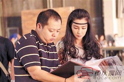 重庆导演牵手李冰冰拍摄环保公益宣传片