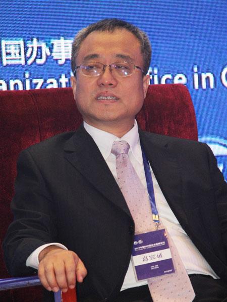 中国化工集团公司副总工程师晋工