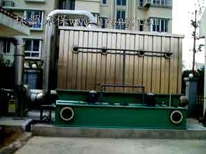 制革污水处理设备 碳钢制造 技术先进 适用各种水质