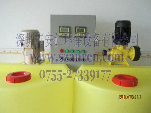 供应DFD-06-05-LM溶药投加装置 循环水加药系统