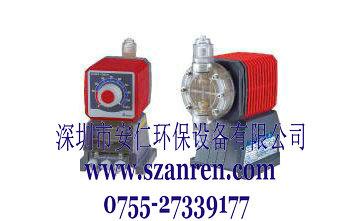 新道茨电磁隔膜计量泵 隔膜泵 AB剂投加泵