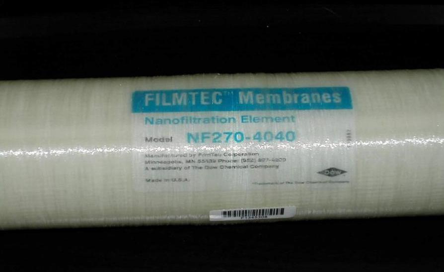 美国陶氏纳滤膜NF270-4040