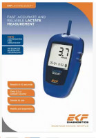 德国EKF 便携式血乳酸测定仪 带蓝牙/软件包