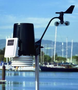 Vantage Pro2 6152无线气象站